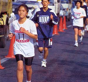 小柳賞マラソン