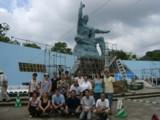 長崎市内観光と平和学習