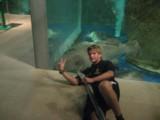 パールシー水族館見学