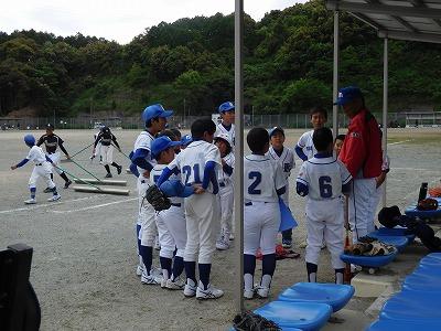 安曇川町軟式野球スポーツ少年団 のホームページ
